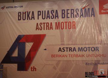 Honda Kalbar Luncurkan Supra GTR 150 di Ulang Tahun Astra ke 47
