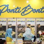 Ponti Bonti Cake, Oleh oleh Kekinian Pontianak