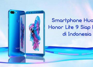 Smartphone Huawei Honor 9 Lite Siap Hadir di Indonesia