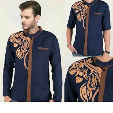 pakaian muslim, baju koko
