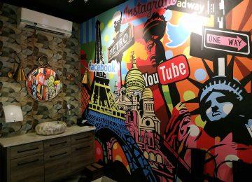 Sosmed Cafe, Tempat Nongrong Asyik di Pontianak