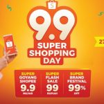Super Shopping Day Belanja Super Hemat dari Shopee
