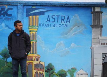 Indahnya Kampung Berseri Astra Sui Jawi Pontianak