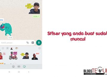 Cara Membuat Stiker Whatsapp Dengan Gambar Sendiri