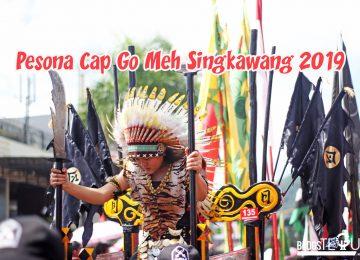 Pesona Cap Go Meh 2019 di Singkawang