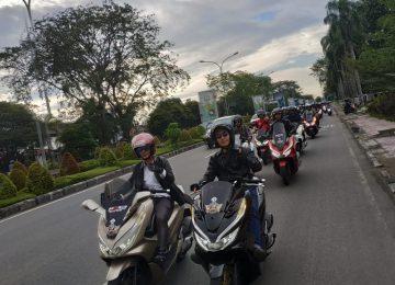 Keliling Pontianak Bareng Pengguna Honda PCX 150cc