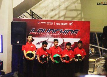 Inilah Daftar Para Pembalap Astra Racing Team Kalimantan