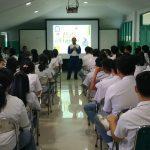 Kampanye Cari Aman dari Astra Motor untuk Sekolah di Pontianak