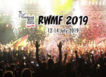 RWMF 2019 Akan dimulai, Siapkan Diri Anda