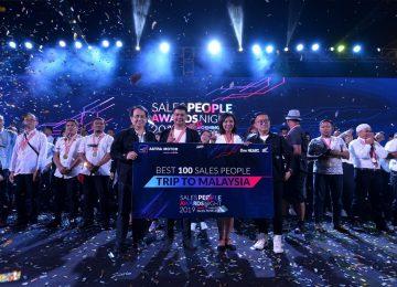 Astra Motor Apresiasi Tour ke Malaysia Sales People Terbaik