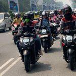 Honda Kalbar Ajak Pengguna Genio dan Komunitas Honda Nonbar Film