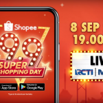 Nantikan! Aksi Spesial Cristiano Ronaldo pada Acara TV Shopee 9.9 Super Shopping Day
