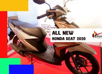 Tampil Trendi dengan All New Honda BeAT 2020
